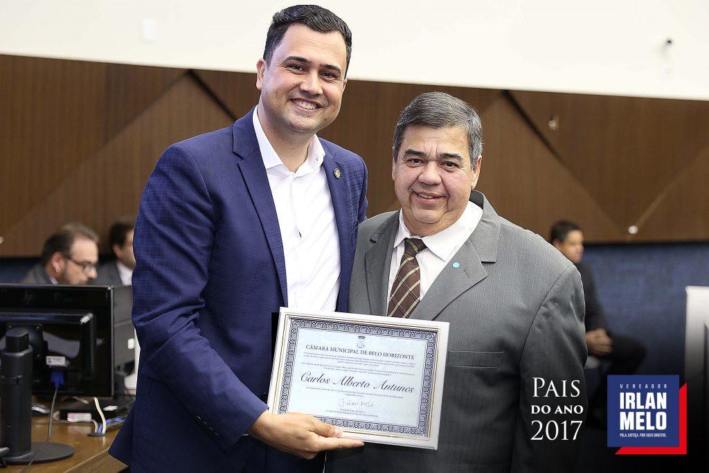 PAIS DO ANO 2017