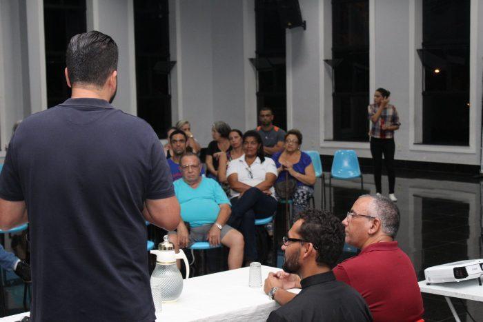 Trânsito do bairro Salgado Filho é debatido em audiência pública