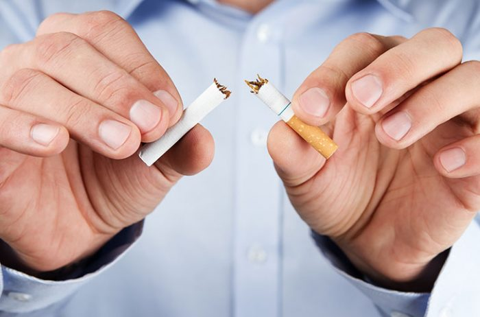 Prefeitura oferece programa de controle ao tabagismo